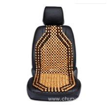 popular wooden bead Car Seat Cushion